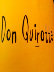 don quirotte